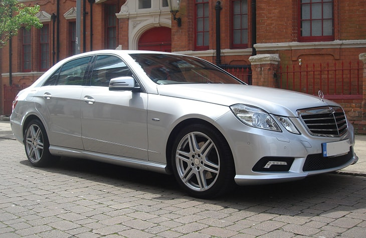 Wedding Cars Tamworth - 01827 946143 - Wedding cars near me